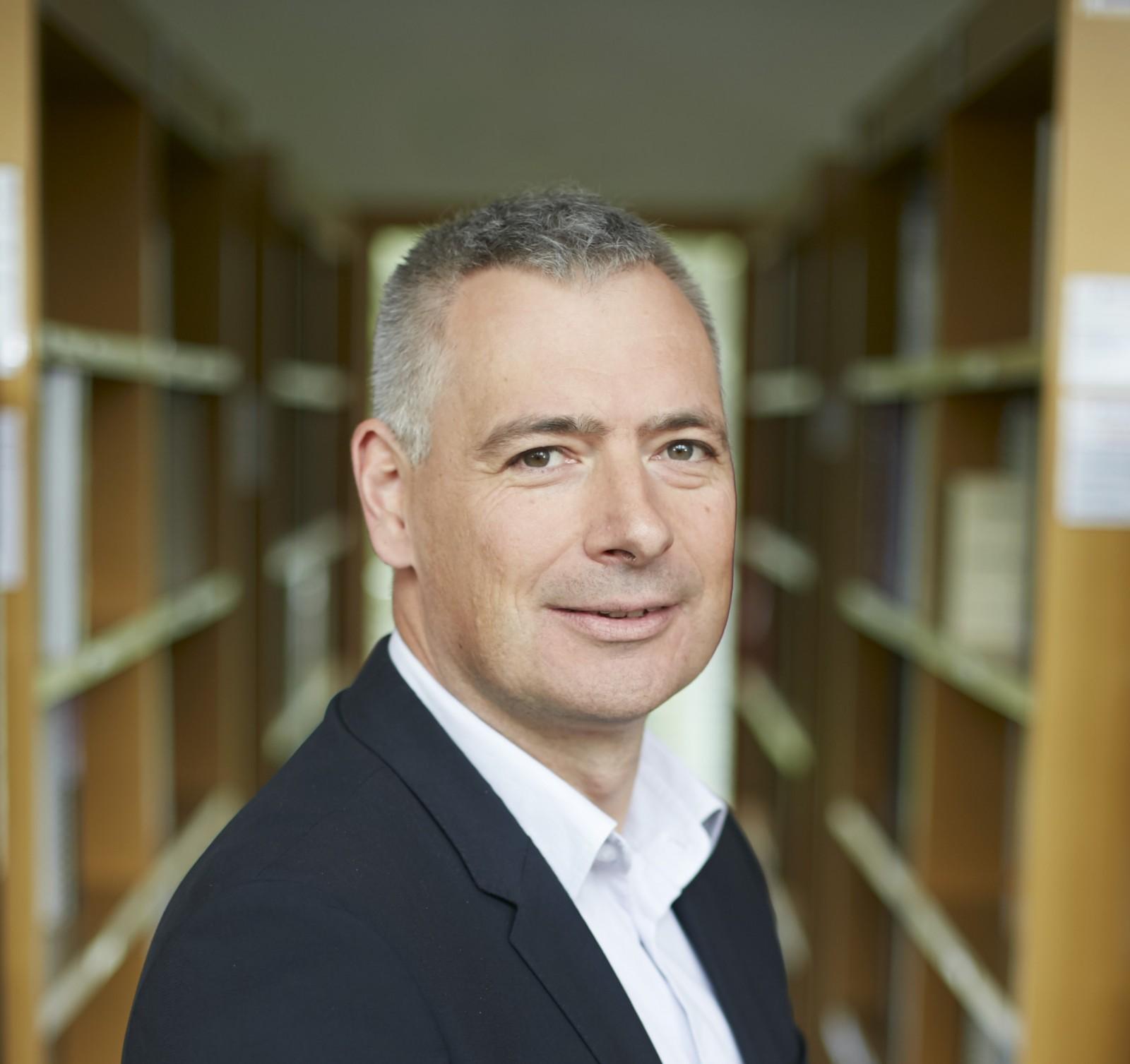 Fabrice Bachelier, nouveau Président de l'ITECH