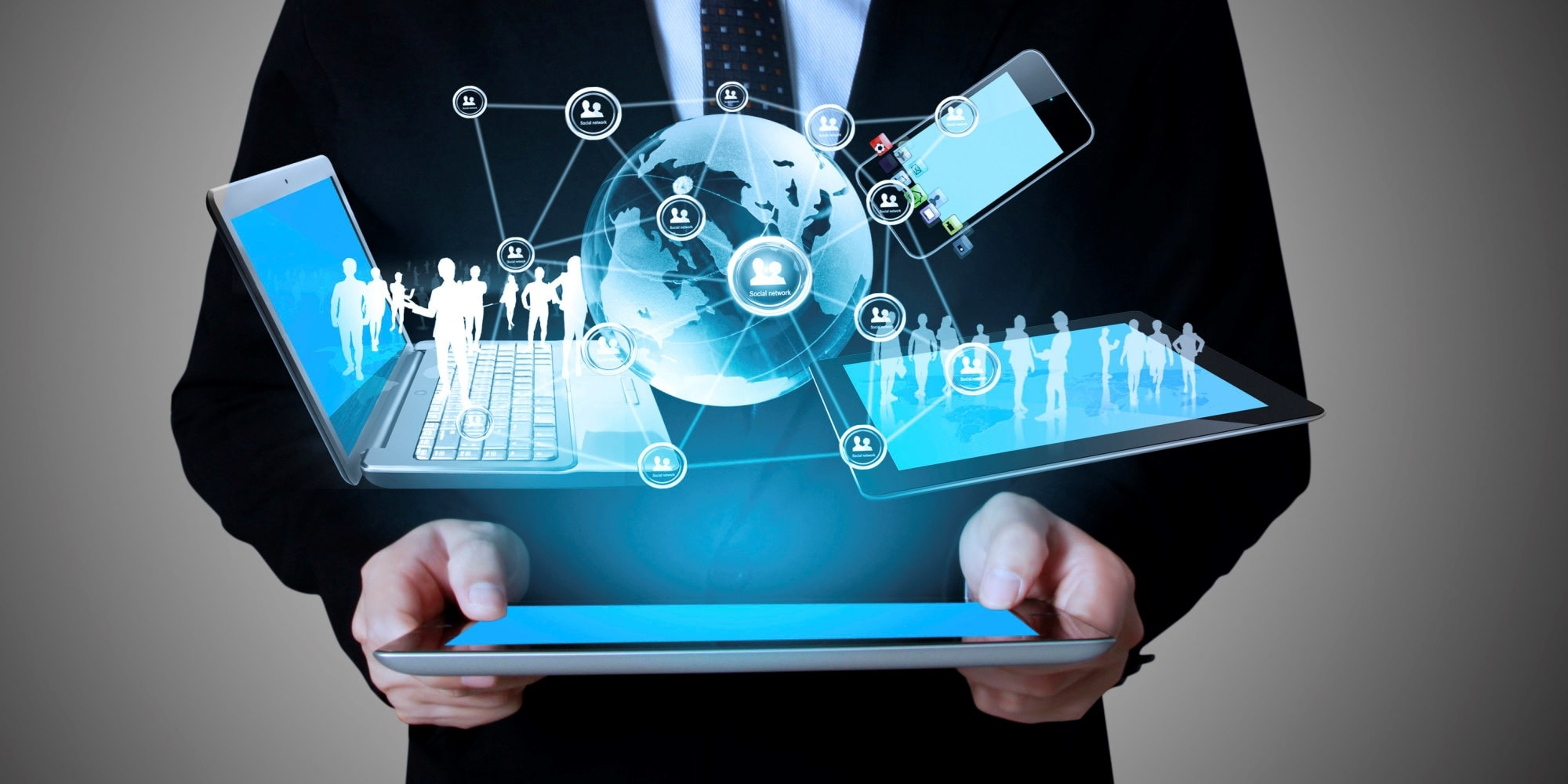 L'industrie du futur sera une industrie de service
